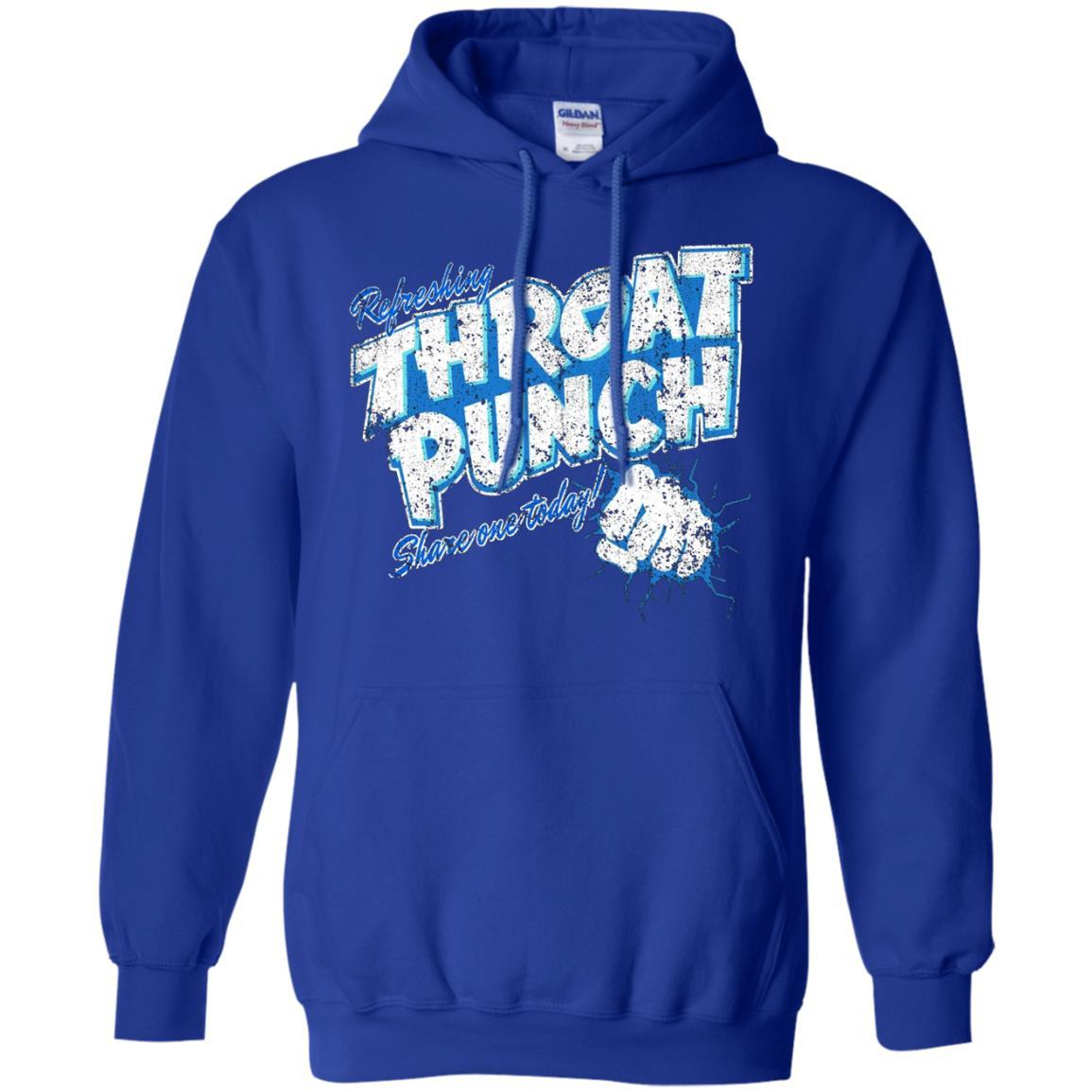 Refreshing Throat Punch Grunge T-Shirt Style / Color / Size
