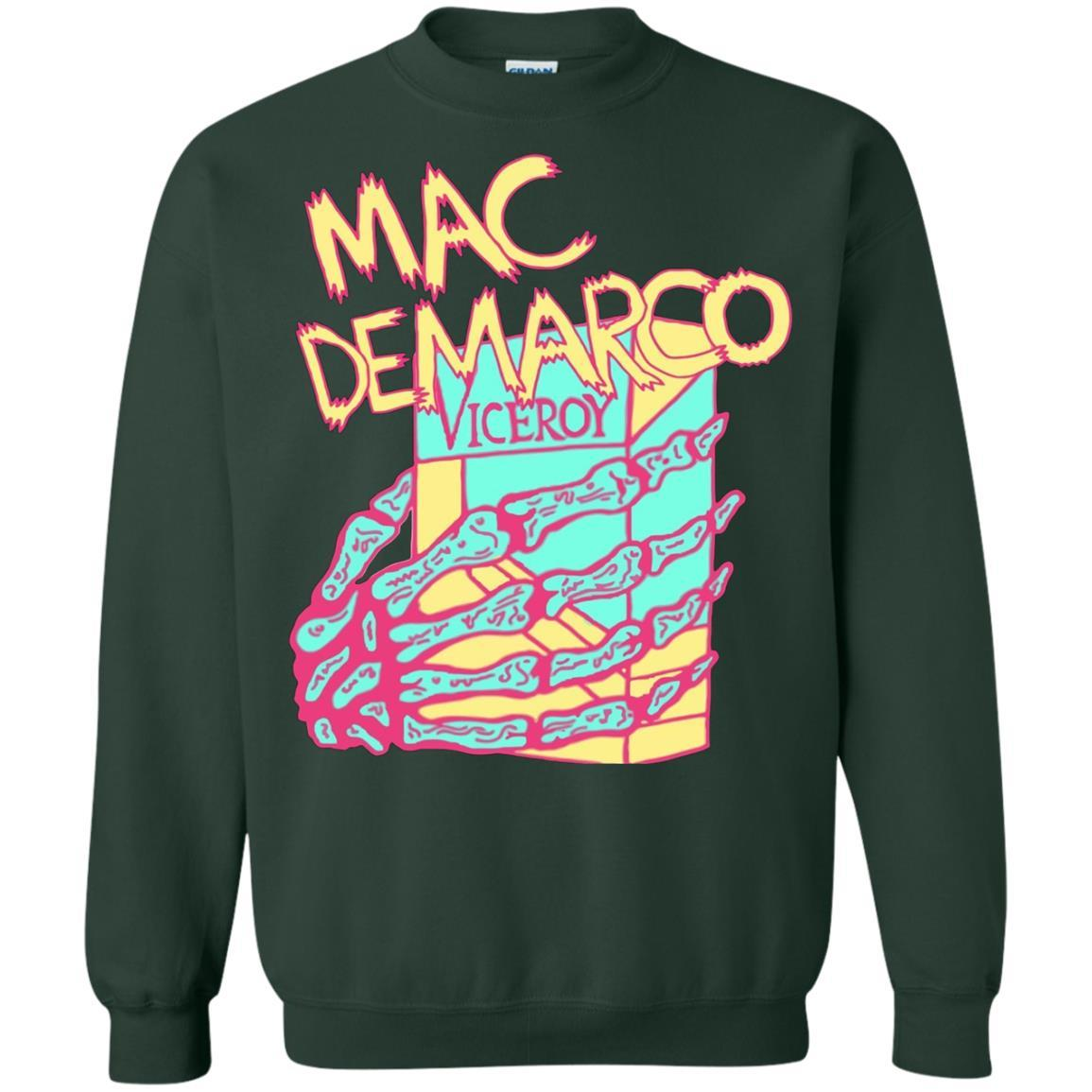 Mac DeMarco - Pullover Sweatshirt Style / Color / Size