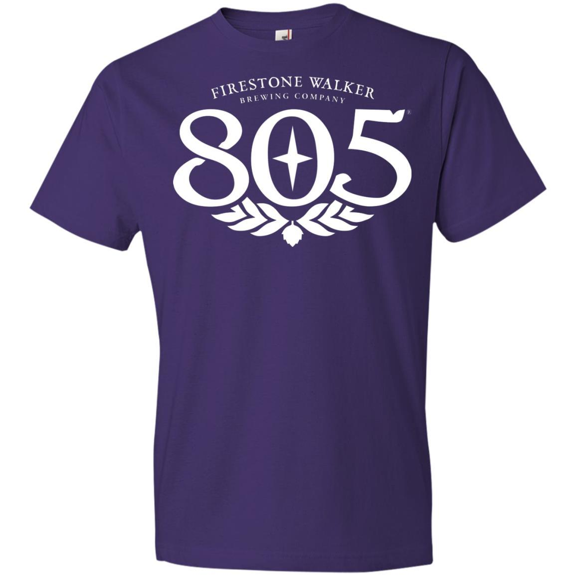 805 Beer - Anvil Lightweight T-Shirt Style / Color / Size