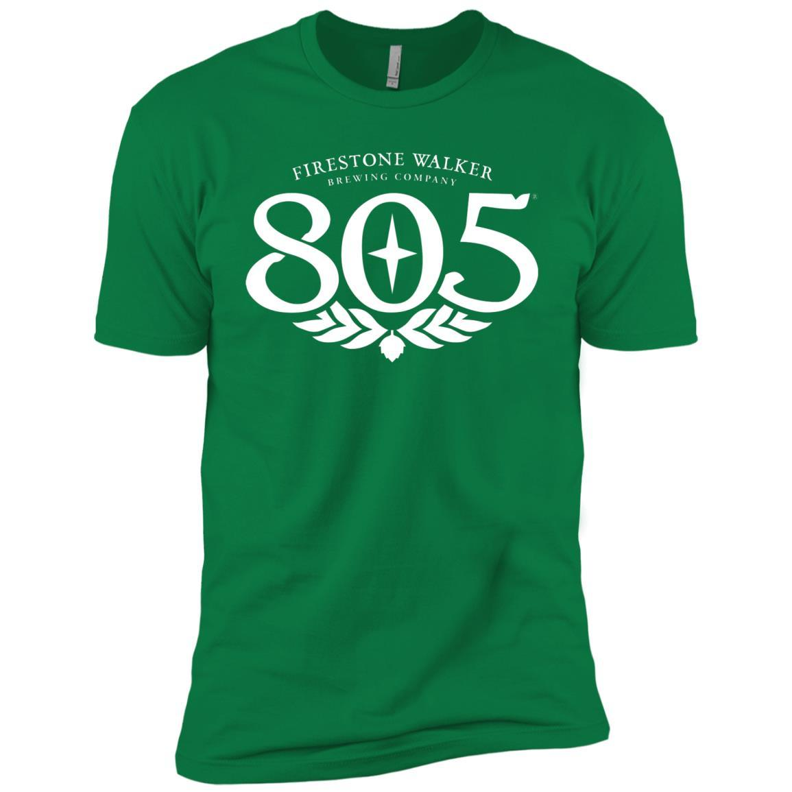 805 Beer - Short Sleeve T-Shirt Style / Color / Size