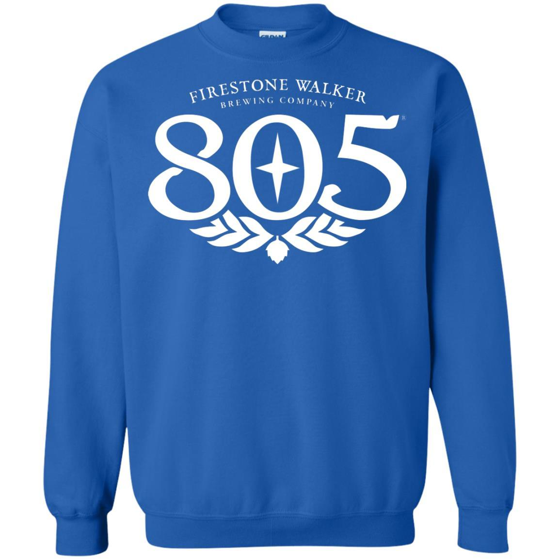 805 Beer - Pullover Sweatshirt Style / Color / Size