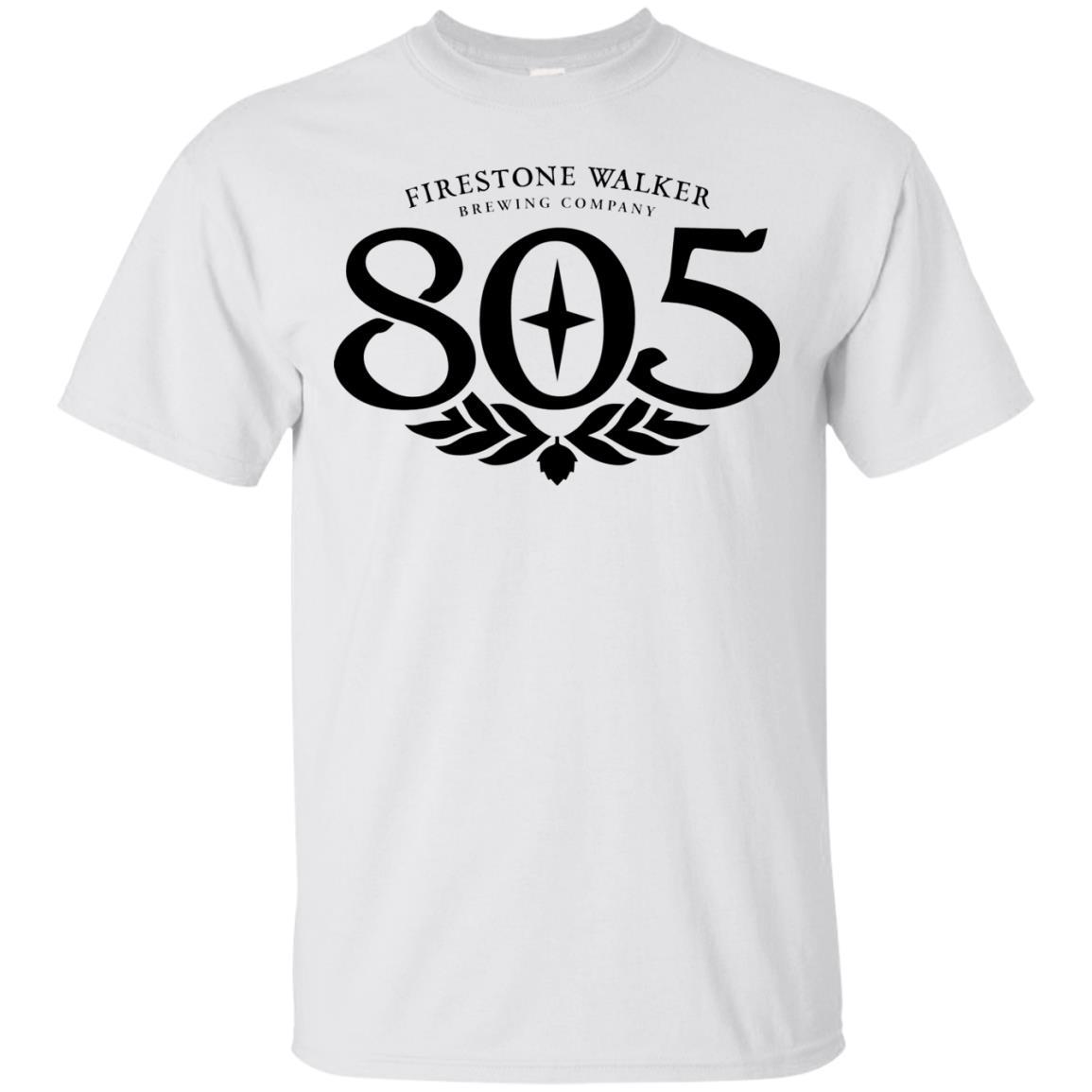 805 Beer Black - T-Shirt Style / Color / Size