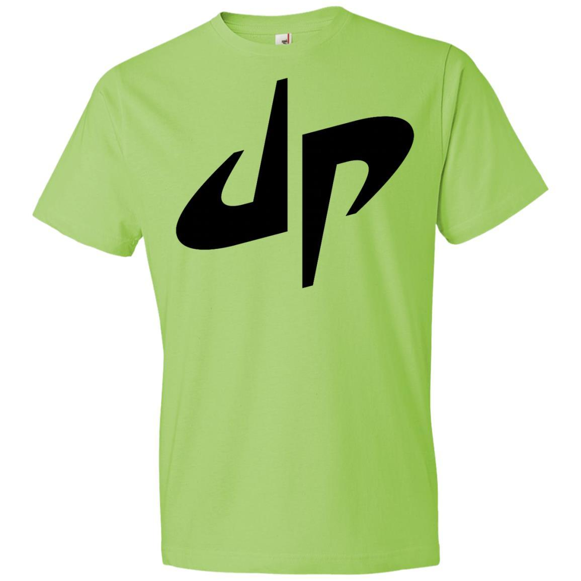 Due Perfect Logo - Anvil Lightweight T-Shirt Style / Color / Size