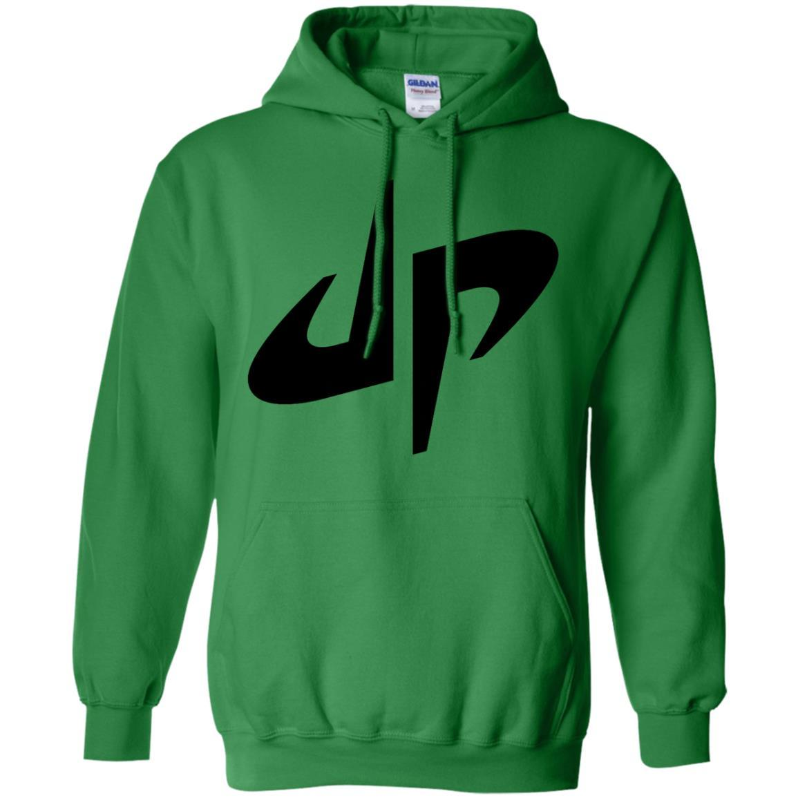 Due Perfect Logo - Pullover Hoodie Style / Color / Size