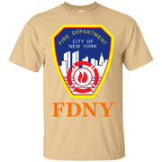 FDNY SHIRT – FIREFIGHTER DEPARTMENT CITY OF NEW YORK – T-Shirt