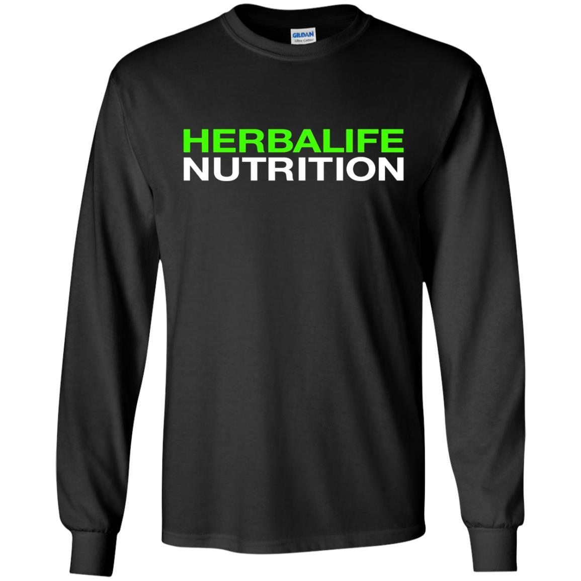 HERBALIFE NUTRITION - LS T-Shirt Style / Color / Size
