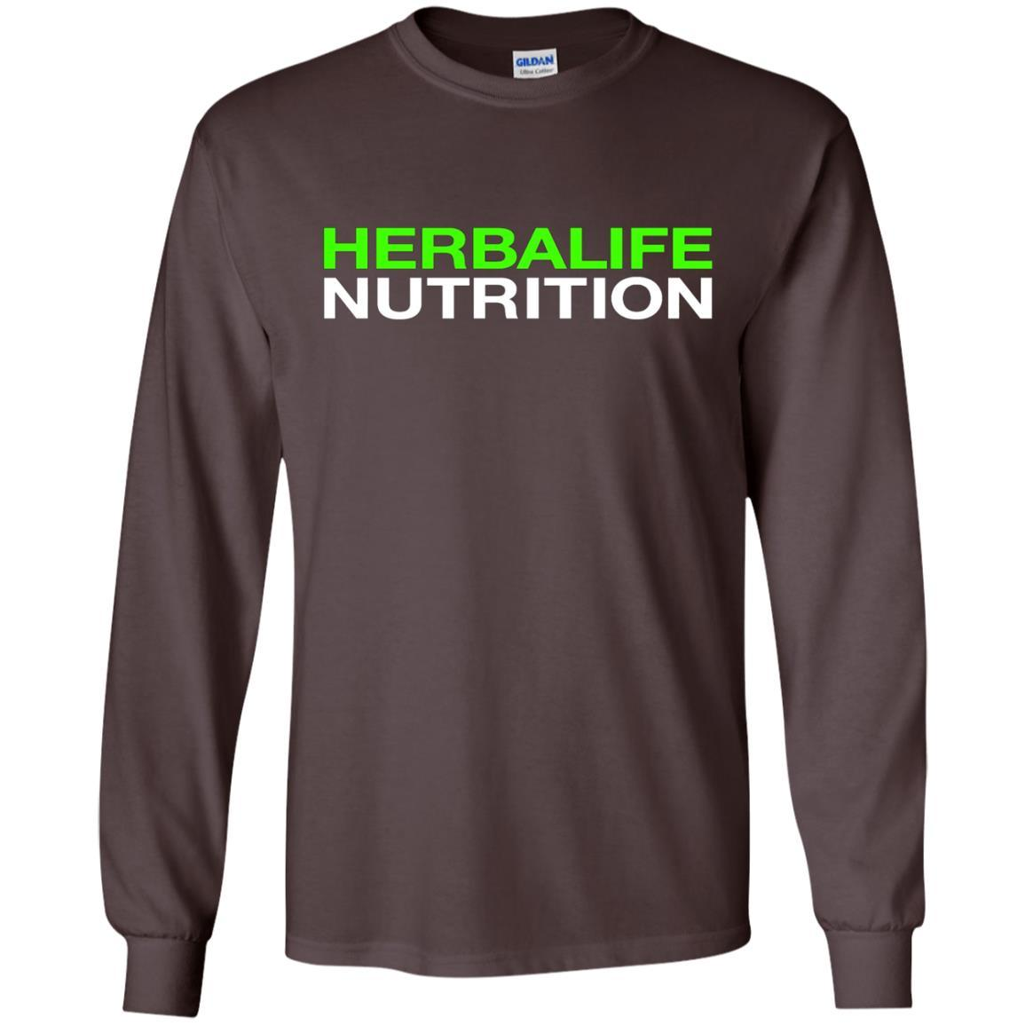cf71a496 HERBALIFE NUTRITION - LS T-Shirt Style / Color / Size