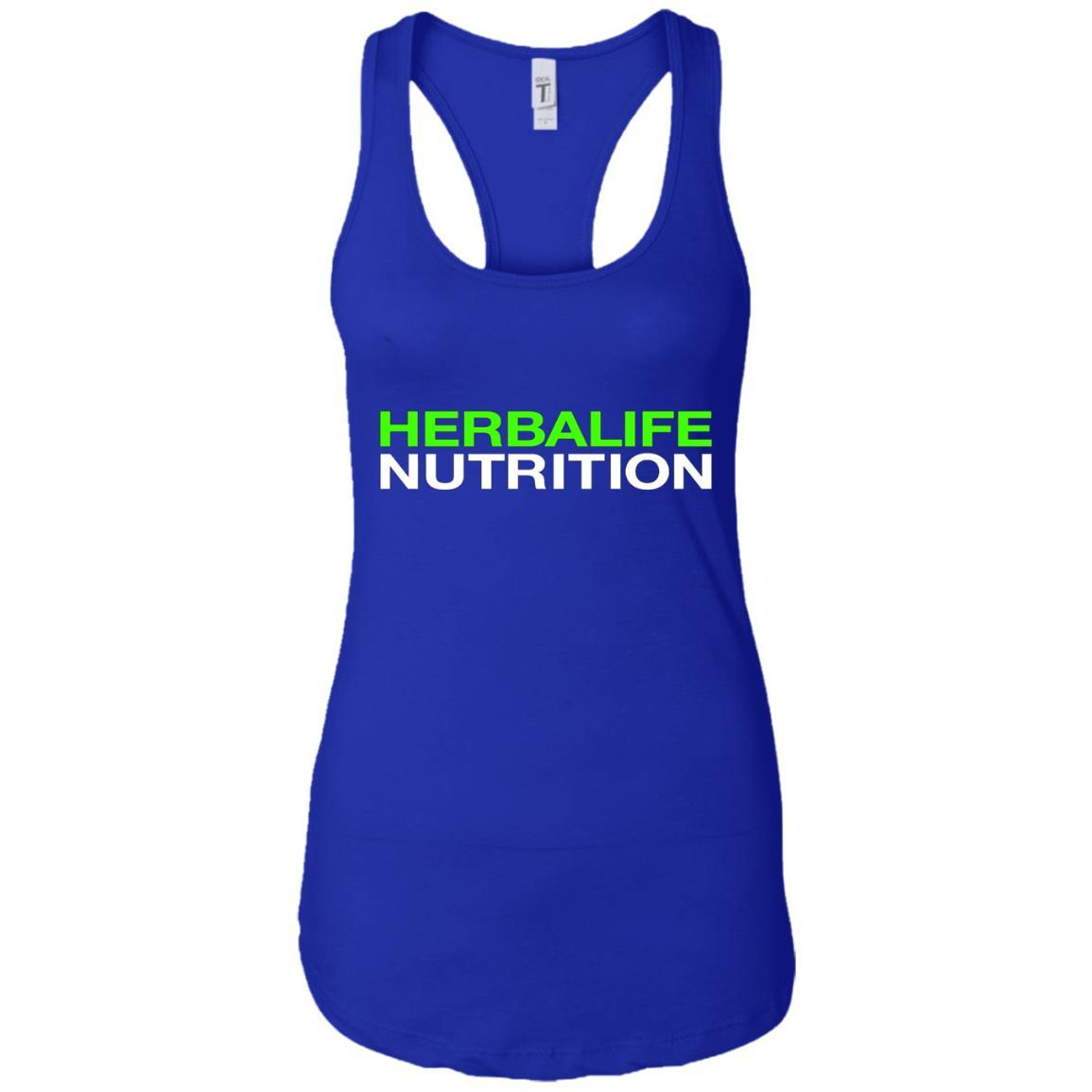 HERBALIFE NUTRITION - Ladies Ideal Racerback Tank Style / Color / Size