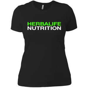 HERBALIFE NUTRITION – Ladies' Boyfriend T-Shirt