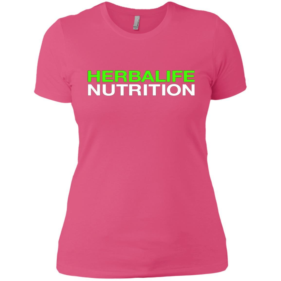 a57ad225 HERBALIFE NUTRITION - Ladies' Boyfriend T-Shirt Style / Color / Size
