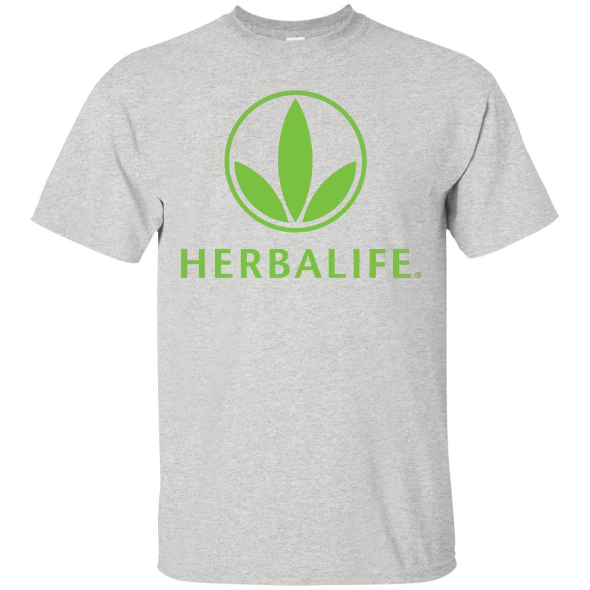 HERBALIFE Logo T-Shirt Style / Color / Size