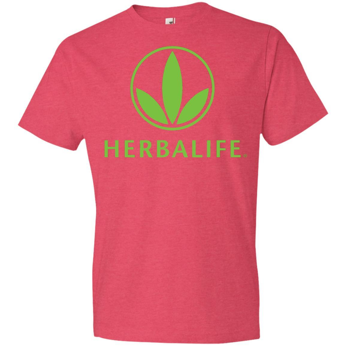 HERBALIFE Logo - Anvil Lightweight T-Shirt Style / Color / Size