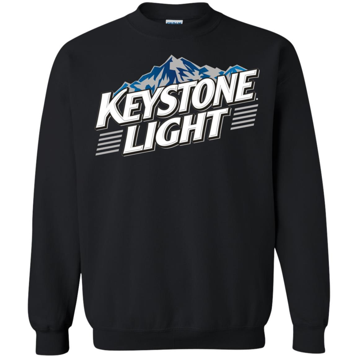Keystone Light Beer - Pullover Sweatshirt Style / Color / Size