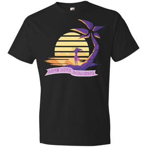 Aphmau Love – Love Paradise – Anvil Lightweight T-Shirt