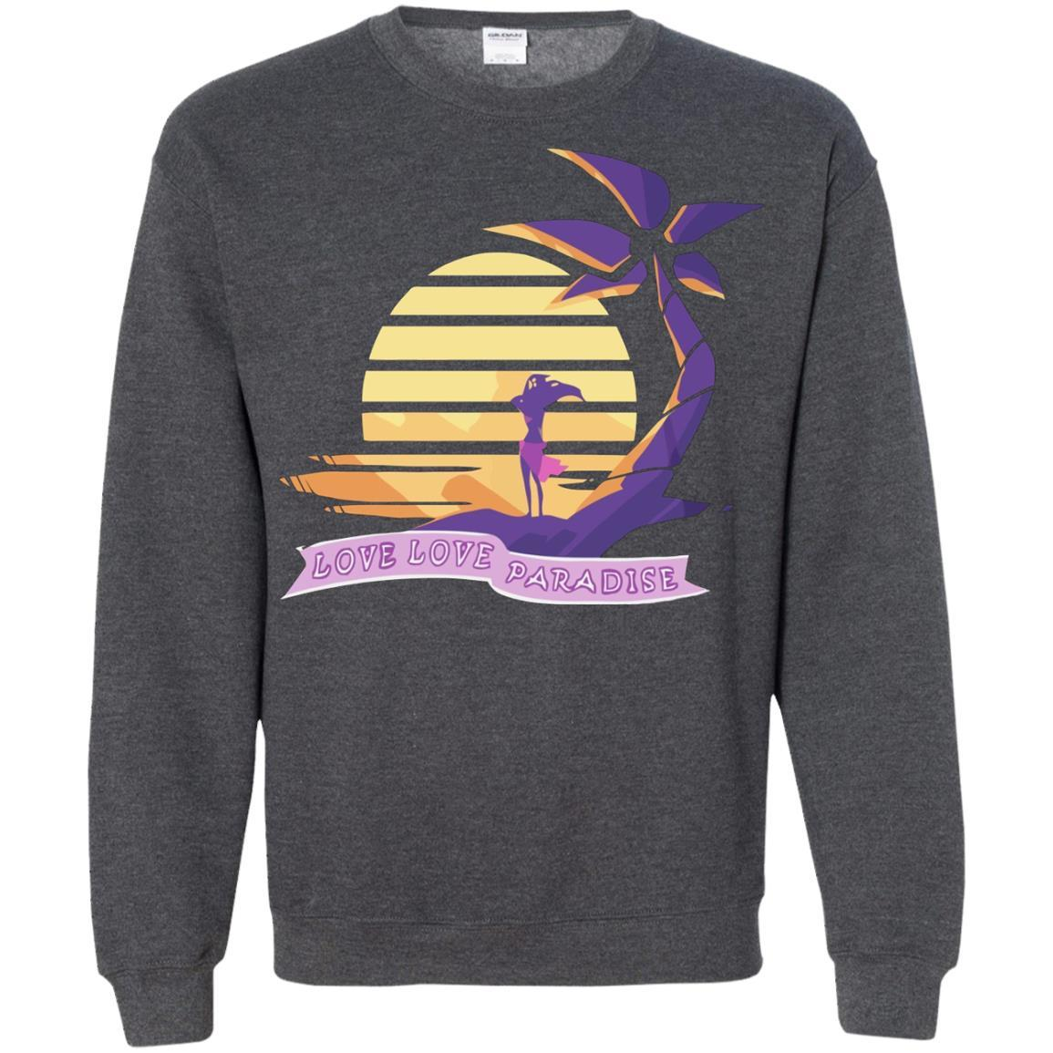 Aphmau Love - Love Paradise - Pullover Sweatshirt Style / Color / Size