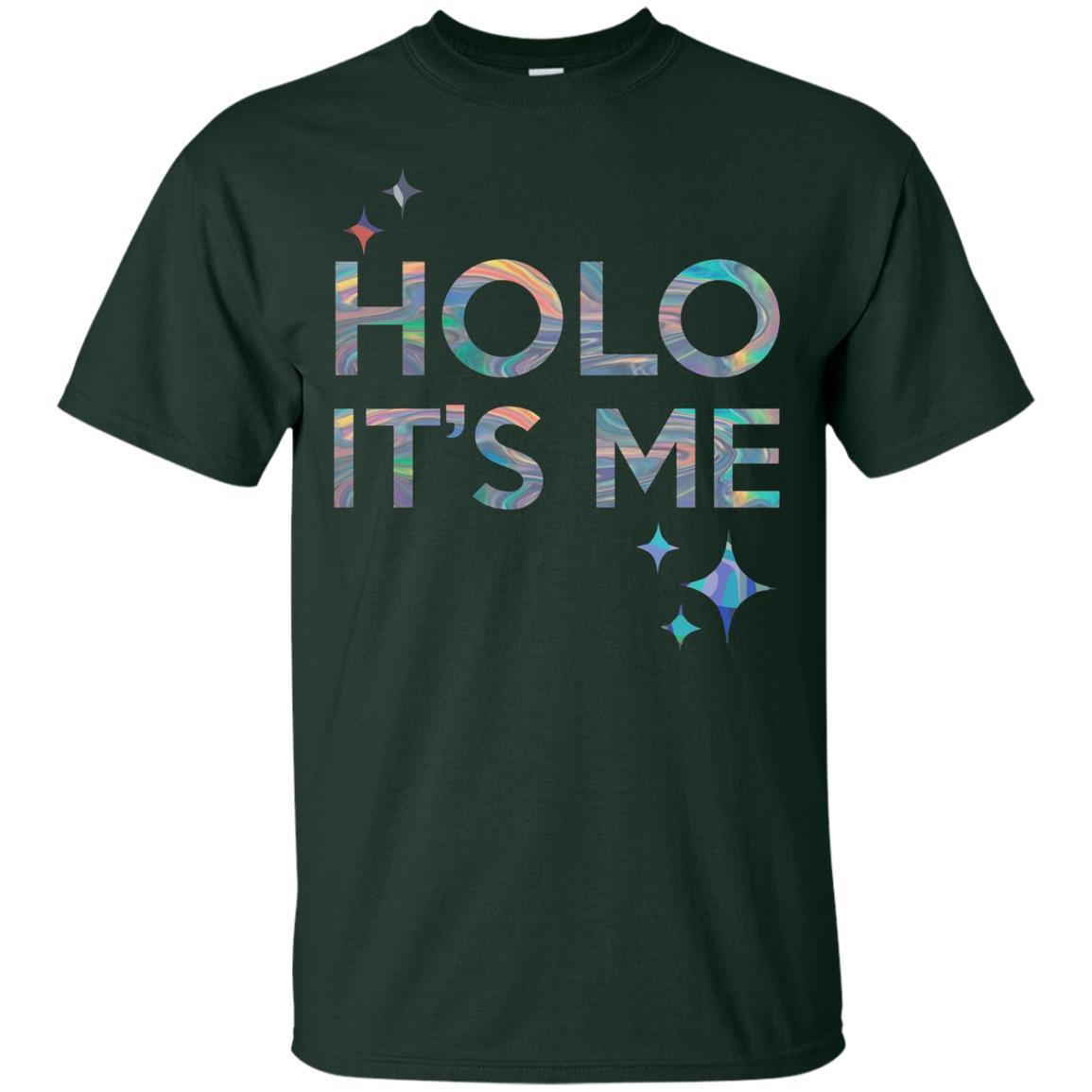 Holo It's Me T-Shirt Forest / 5XL