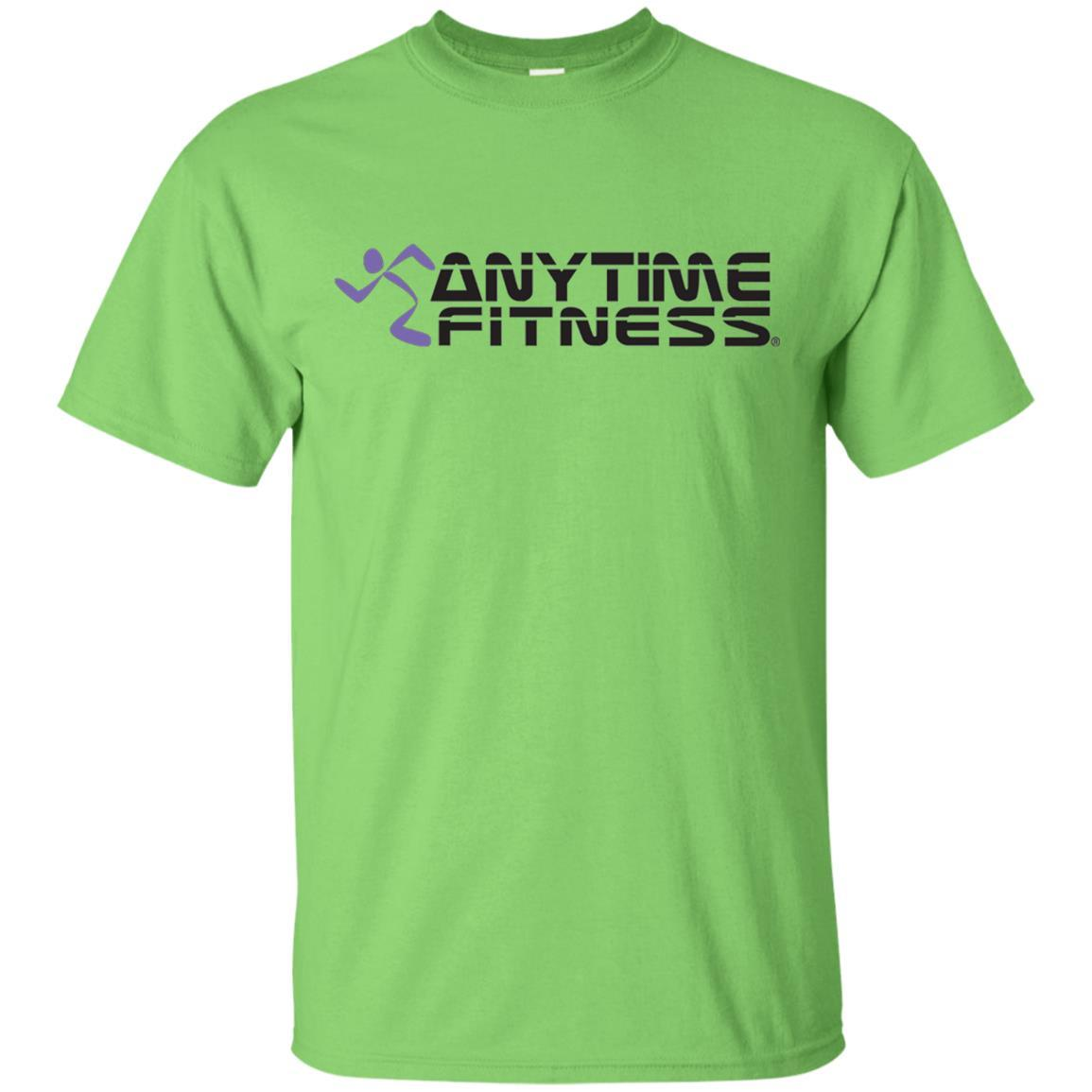 Anytime Fitness Logo T-Shirt Lime / 5XL