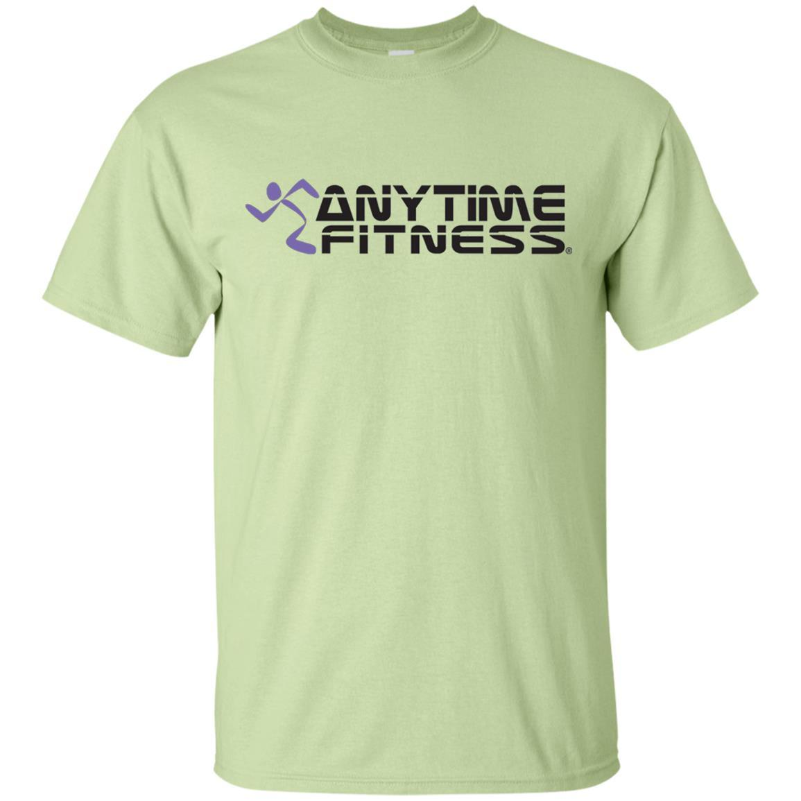 Anytime Fitness Logo T-Shirt Pistachio / 5XL