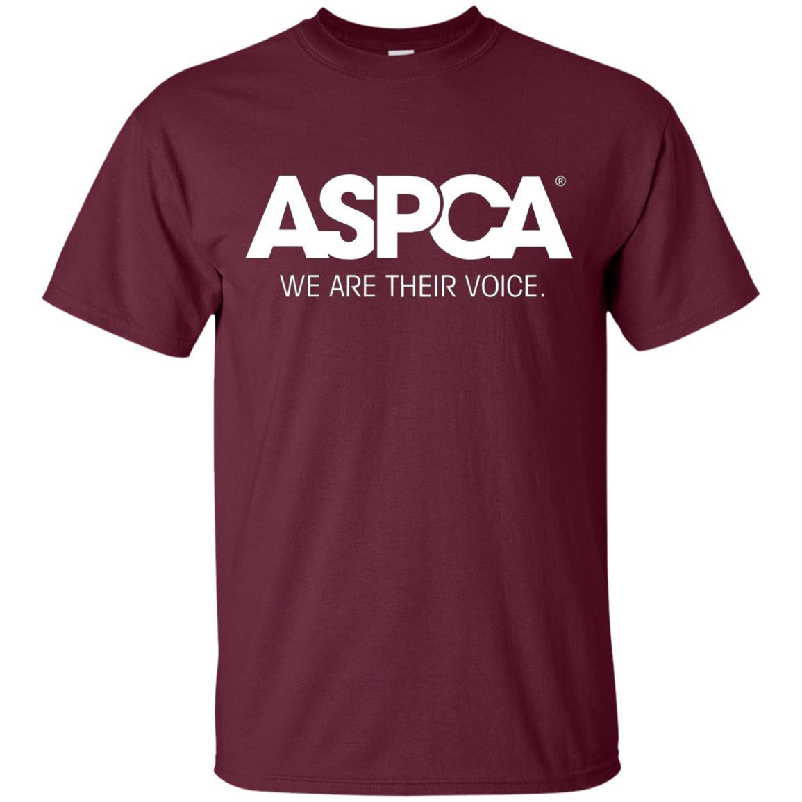 aspca apparel T-Shirt Maroon / 5XL