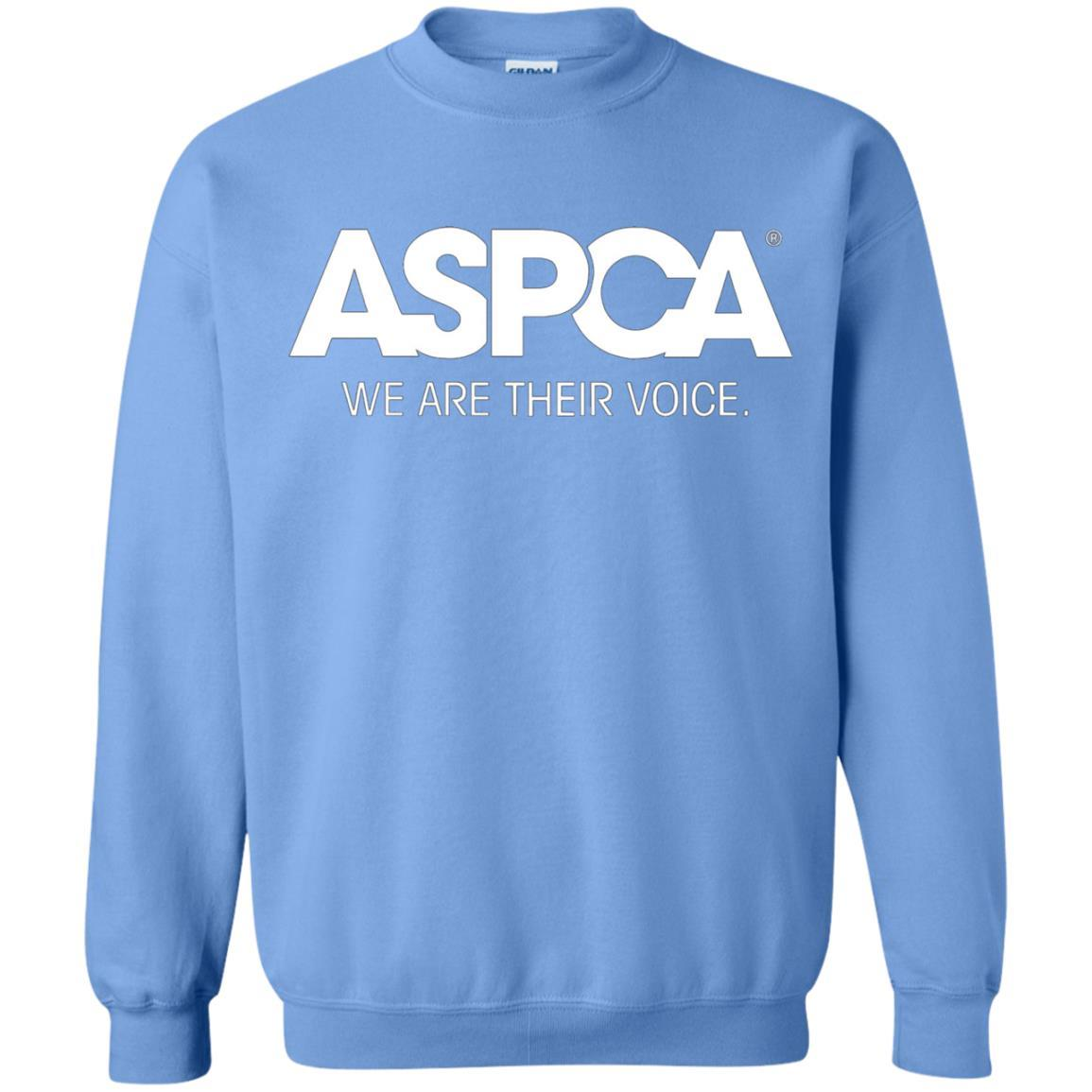 ASPCA Apparel - Crewneck Pullover Sweatshirt Carolina Blue / 5XL