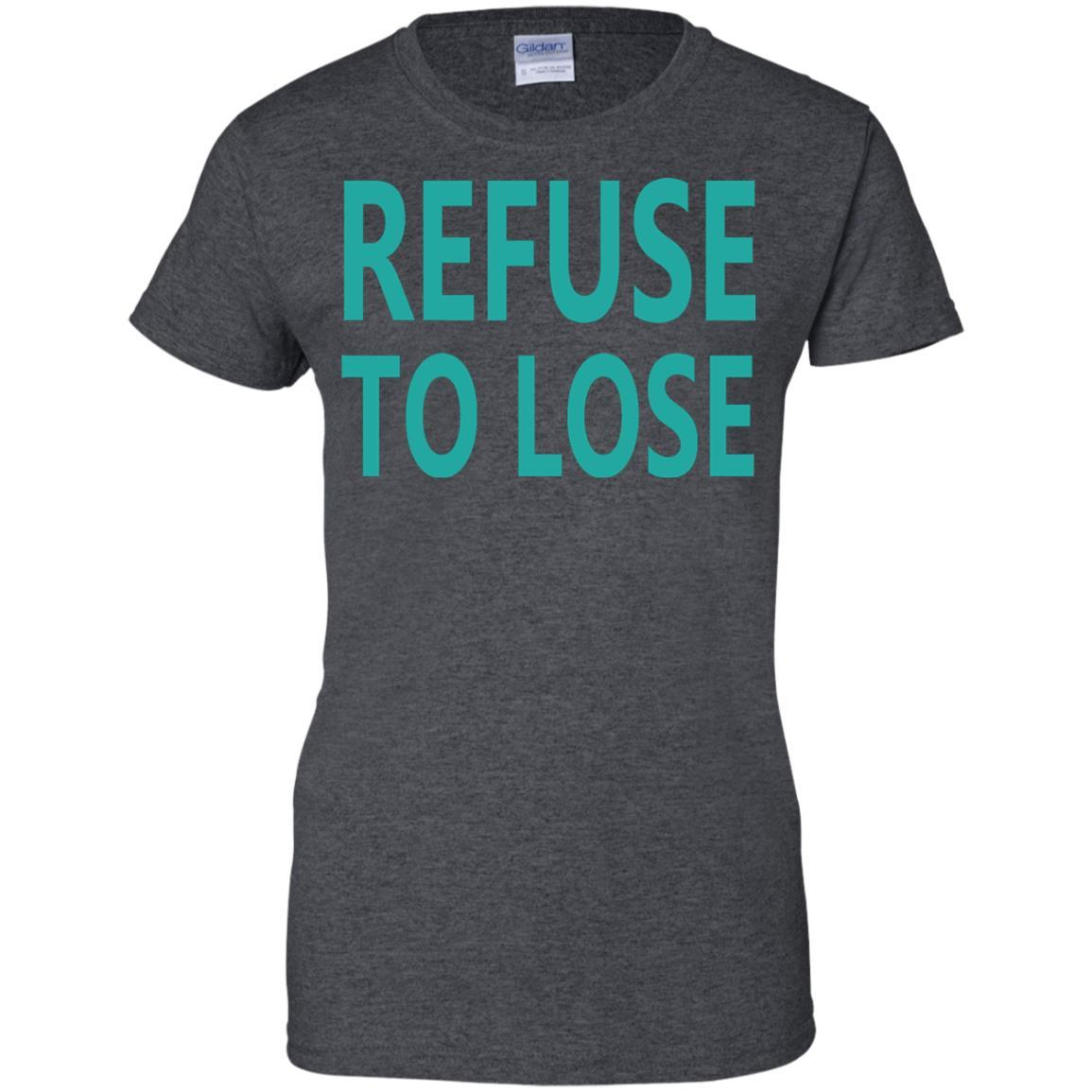 Seattle Refuse to Lose Go Mariners T-Shirt
