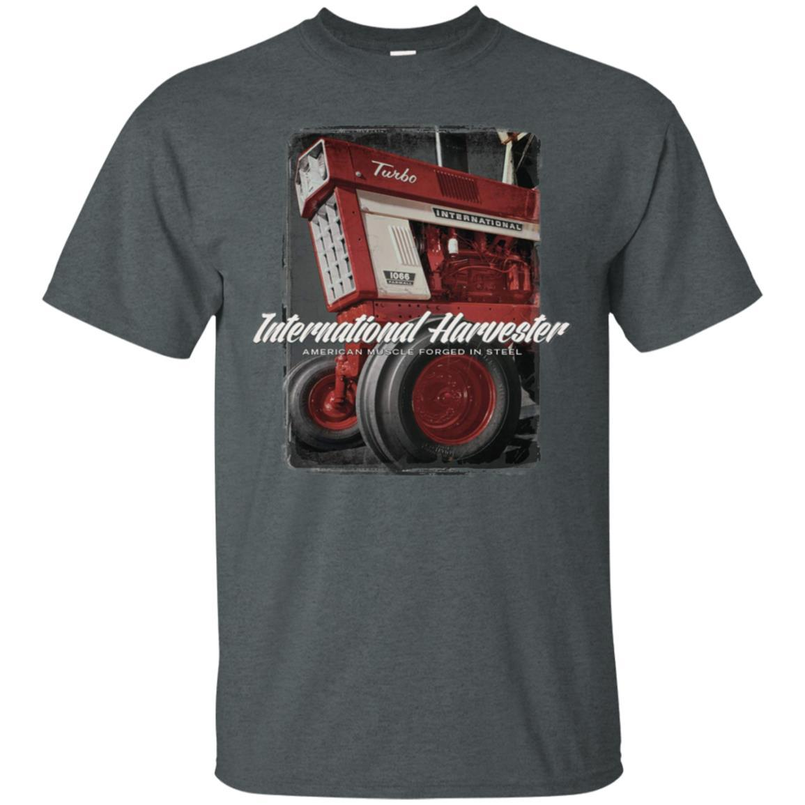 IH 1066 Tractor- American Muscle - T-shirt