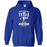 United States Of America You Mean Texas And Its 49 Bitches T-Shirt