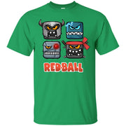 Red Ball 4 – The Bad Boxes T-Shirt