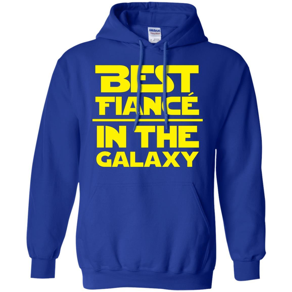 Best Fiance In The Galaxy Wars T-Shirt - Star Gift