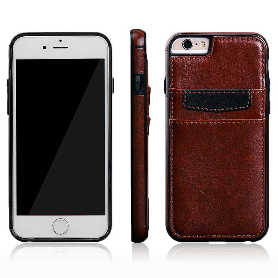 Two Pocket iPhone Case