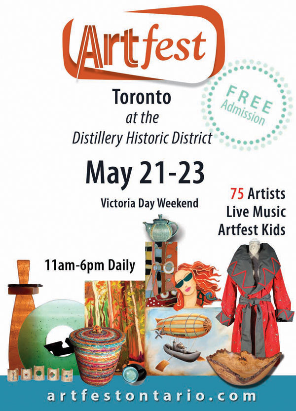 Artfest in the Distillery 2016