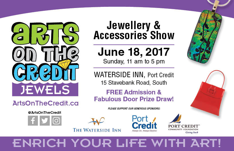 Arts on the Credit, Jewels