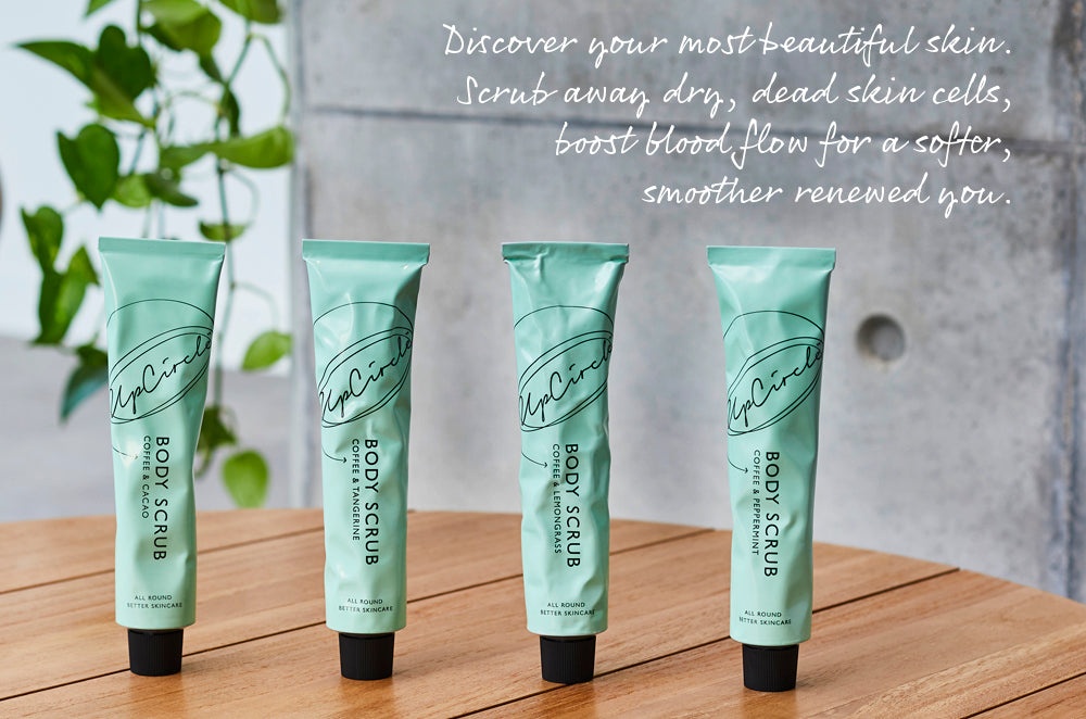 Upcircle Body scrubs