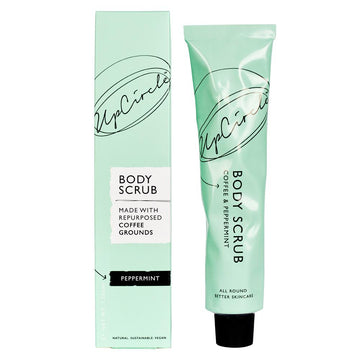UpCircle body scrub coffee & Peppermint