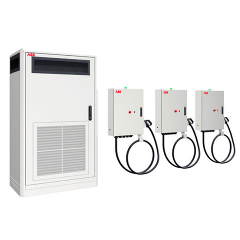 HVC Depot Connector Charging Systems
