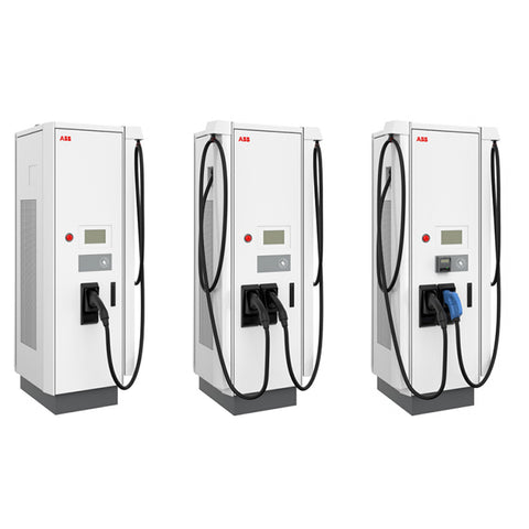 Terra DC Fast Chargers