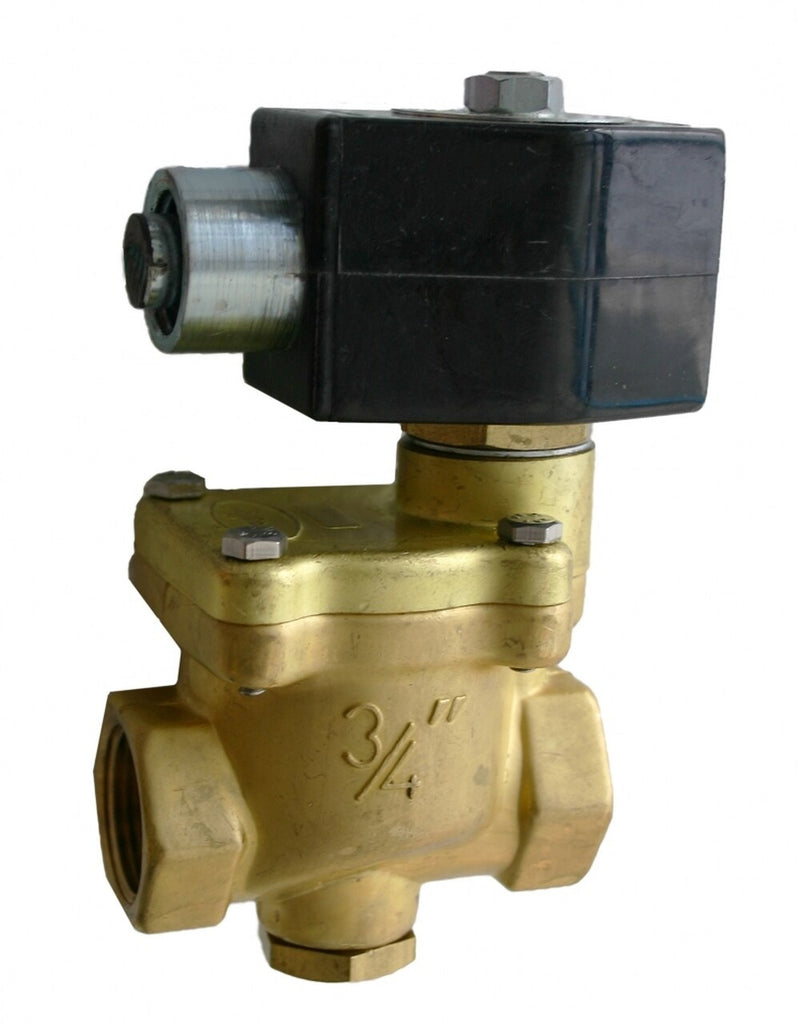 Morrison Bros. 711 Series Solenoid Valves (Normally Closed)