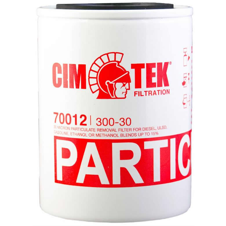 Cim-Tek 30 Micron Fuel Dispenser Filter (70012/300-30)