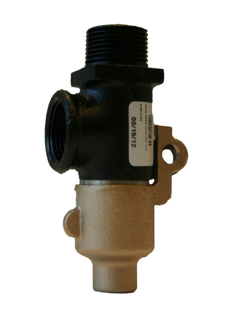 Morrison Bros. 128 Series Brass Frost Proof Drain Valve
