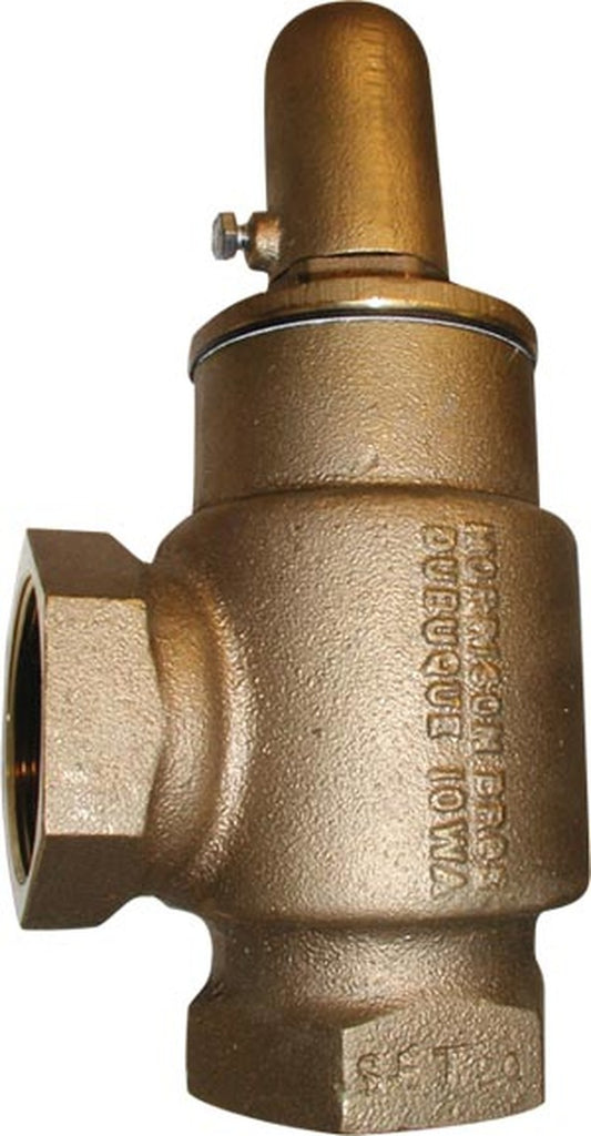 Morrison Bros. 174 Series Brass By-Pass Valves