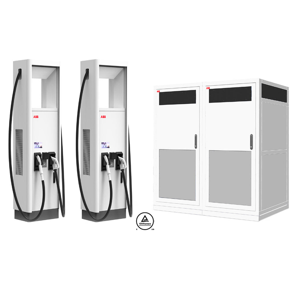 ABB Terra HP High Power Chargers (175-350 kW)