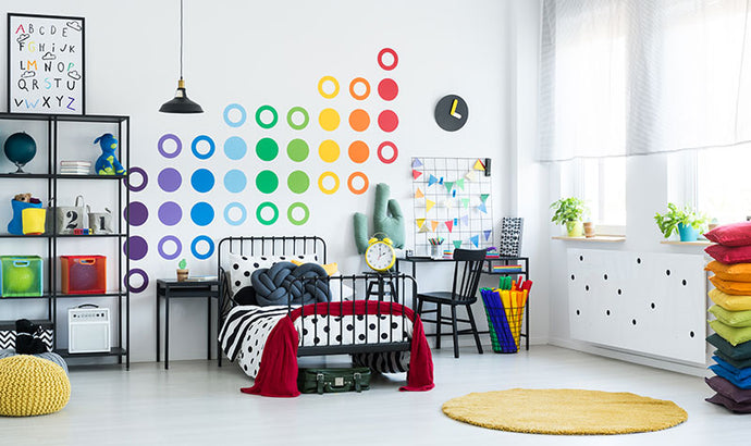 Back to School with Brilliant Color Makeovers for Kids