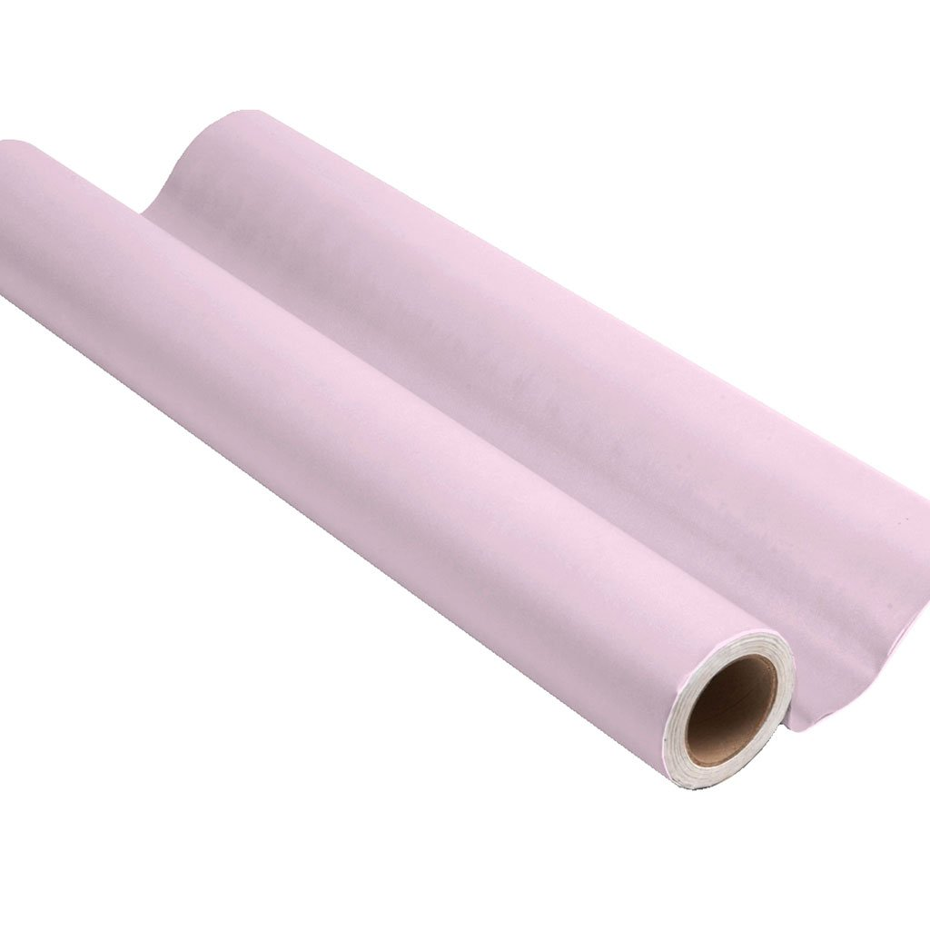 Pink peel and stick removable paint and solid pink wallpaper roll- Pensacola Pink TemPaint