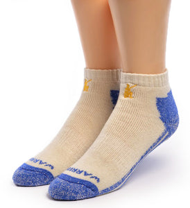 Cool Wick High Performance Alpaca Ankle Sock - living-water-fibers-and-alpacas