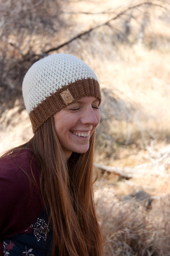 The Abigail Hand Crochet Hat - living-water-fibers-and-alpacas