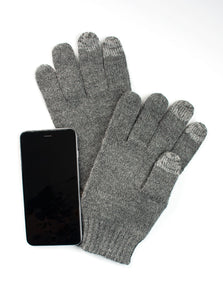 Touch Screen Alpaca Gloves - living-water-fibers-and-alpacas