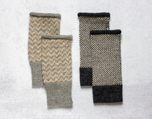 Load image into Gallery viewer, Fingerless Alpaca Mittens