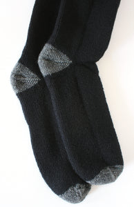 Outdoor Adventure Alpaca Sock - living-water-fibers-and-alpacas