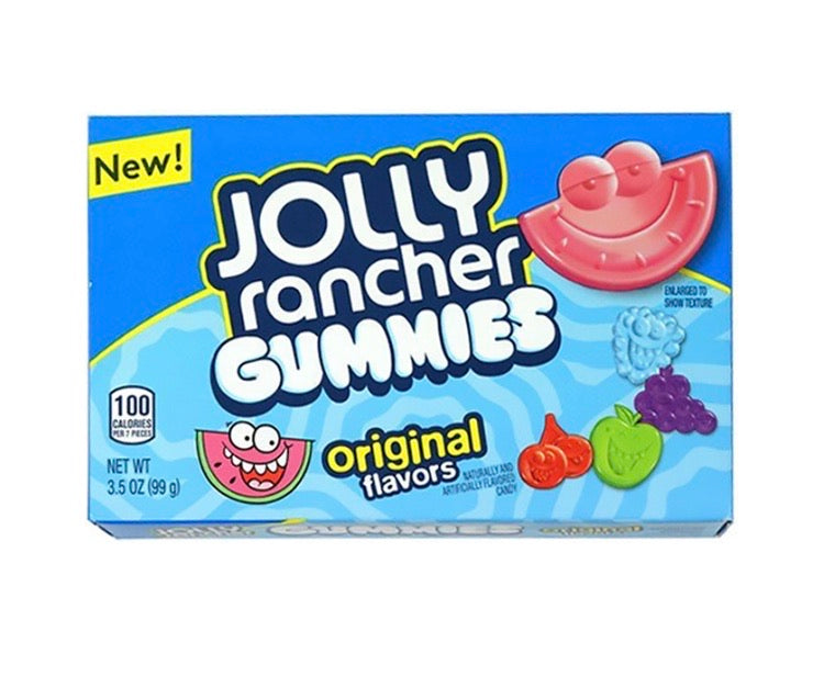 New jolly rancher gummies