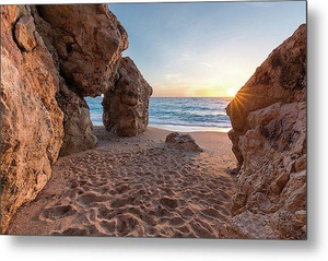 Doorway To Kathisma - Metal Print